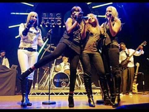 All Saints - Black Coffee (Live Vocals)