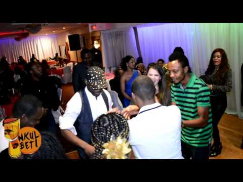 CABARET NIGHT  BIKUTSI LIVE 2016 - NKUL BETI MONTREAL, CANADA