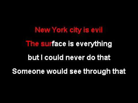 Third Eye Blind - Motorcycle Drive By - Karaoke