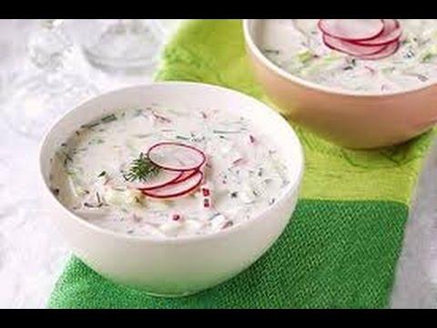 Суп с квасом