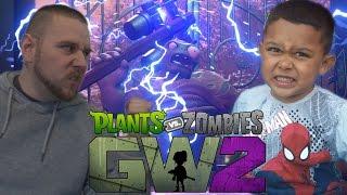 MR LT vs MINI ME | Plants vs Zombies: Garden Warfare 2 - BATTLE OF GREATNESS