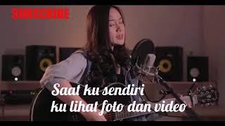 Cover lirik hanya rindu - Andmesh Kamaleng (Chintya Gabriella)