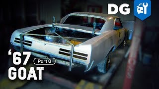 '67 Pontiac GTO Restoration (Part 8)