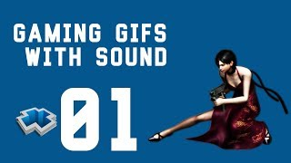 Gamer Gifs With sound   COUBs #01