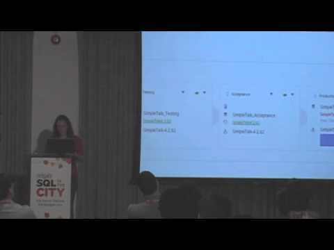 SQL in the City 2015 London - Real-time database change monitoring