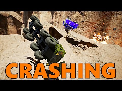 Download Youtube: Brick Rigs SLOW MOTION CRASH TESTING | Train, Semi-Truck, Nuke Launcher, And More!