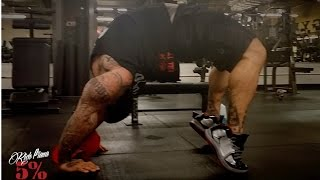 UNBELIEVABLE FLEXIBILITY AT 295lbs - Rich Piana