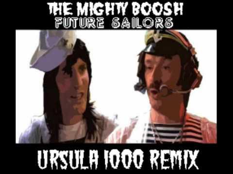 The Mighty Boosh-Future Sailors (Ursula 1000 Remix)