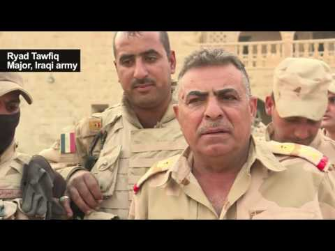 Iraqi Christian village near Mosul recaptured from IS group