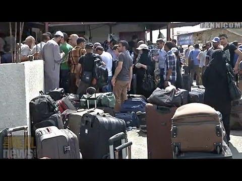 Egypt's Military Regime Shuts Gaza's Main Border Crossing