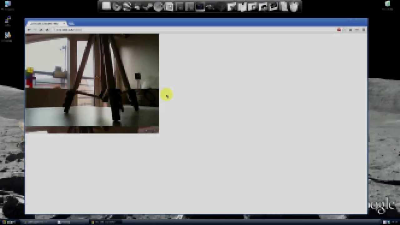 Raspberry Pi as a Webcam Server