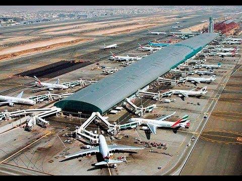 the history of dubai international airport youtube