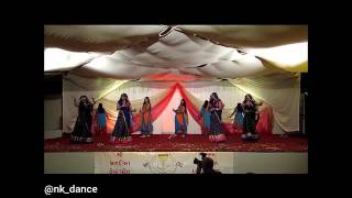 Tere Bin Nahi Laage - Ek Paheli Leela Dance