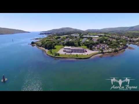 Castletownbere & The Beara Coast Hotel In 4K