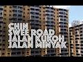 4K Nostalgic Singapore Old HDB Estate Virtual Tour Jalan Kukoh and Jalan Minyak in Singapore