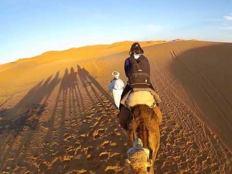 Sahara Desert Tour 2014! - GoPro Travel Journal Vol.3