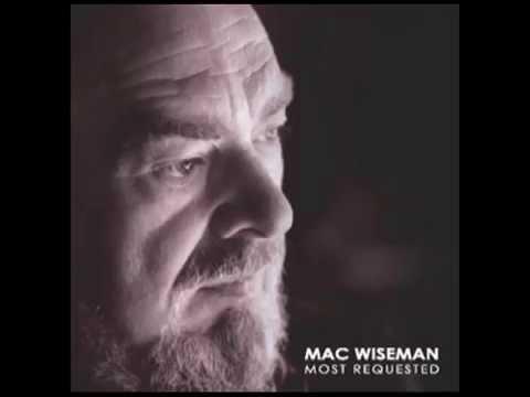 Little Rosewood Casket Mac Wiseman Mac Wiseman Most Requested
