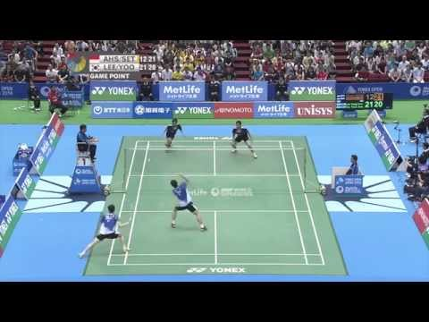 OSIM BWF Superseries 2014 Anthem