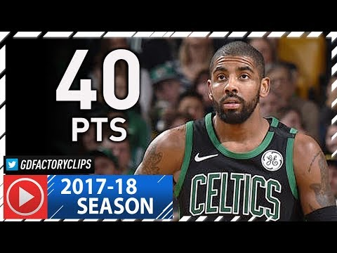 Kyrie Irving Full Highlights vs Magic (2018.01.21) - 40 Pts, 7 Reb, 5 Assists