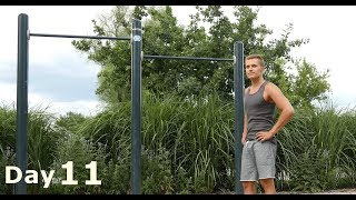 Day 11 /30 Pull-Up Calisthenics Workout Challenge