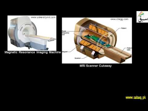 Magnetic resonance imaging(MRI)