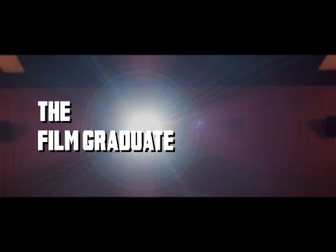 """THE FILM GRADUATE"" - 2017 Flatland Film Festival Audience Award Winner"