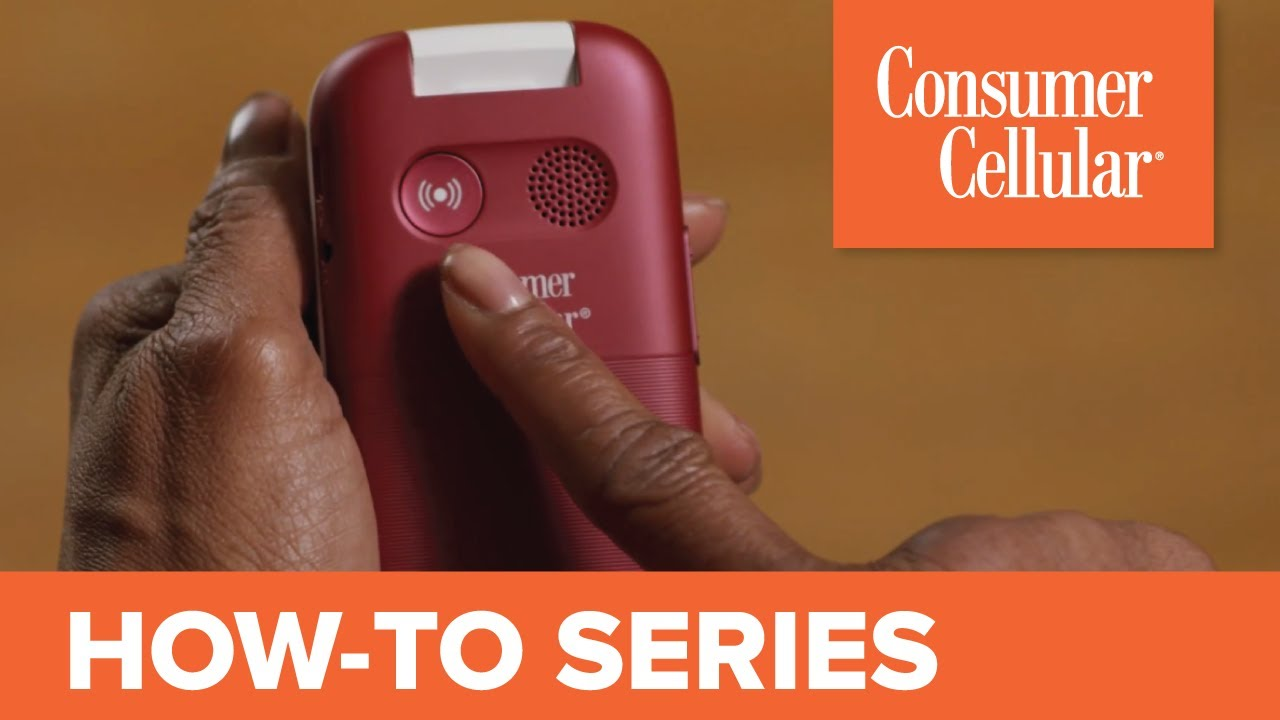 Doro 7050: Using the Emergency Alert Feature (6 of 7)   Consumer Cellular