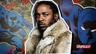 Kendrick Lamar: Creating The Black Panther Album