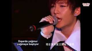 aaron yan if i m without you ru guo mei you ni live performance trke altyazılı turkish sub