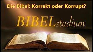 Die gläubige Gemeinde braucht einen eigenen geistlichen Standpunkt zur Textüberlieferung thumbnail