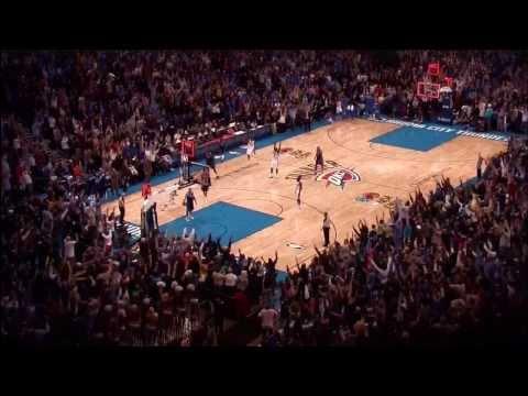 February 20, 2014 - TNT - Game 53 Miami Heat @ Oklahoma City Thunder - Win (39-14)(Highlights)