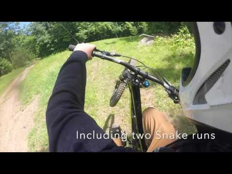 Powder Ridge Mountain Biking
