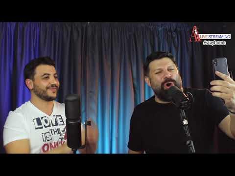 Toni Storaro & Aristos Constantinou Live streaming