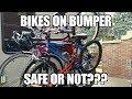 The Great Bike Rack Debate