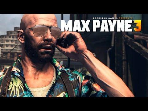 Max Payne 3 12 Loucademia De Policia 3 Youtube