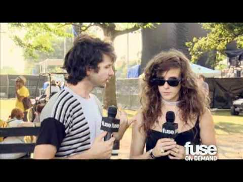 Beach House Interview (April 2011)
