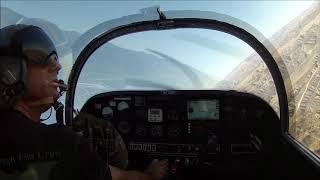 Grumman AA-1B with 150 HP Lycoming A2B STC by Ken Blackman