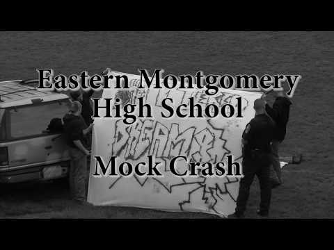 Eastern Montgomery High School Mock Crash 4-27-2018