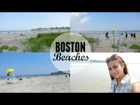 TRAVEL WITH ME: Hampton Beach/ Nahant Beach/ Boston Harbor