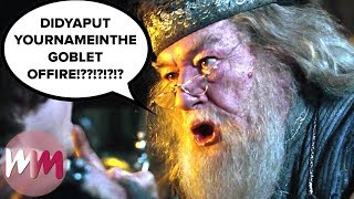 Top 10 Worst Changes the Harry Potter Movies Made