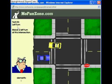 drivers ed game