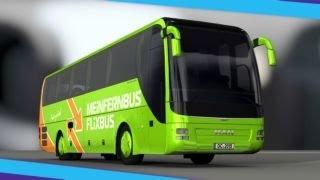 видео Автобусы в Мангейм