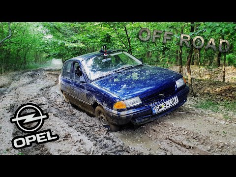 Cu Opel Astra Pe Camp - Off Road - Test Drive Extrem