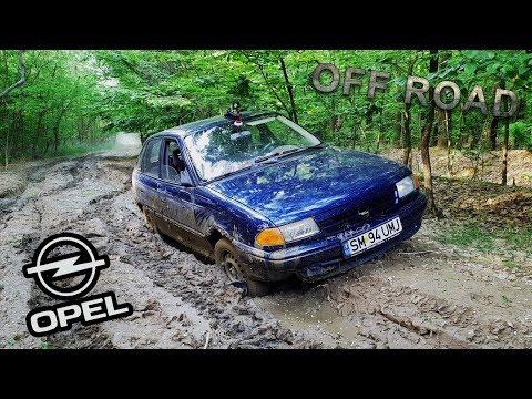 Cu Opel Astra Pe Camp - Off Road - Test...