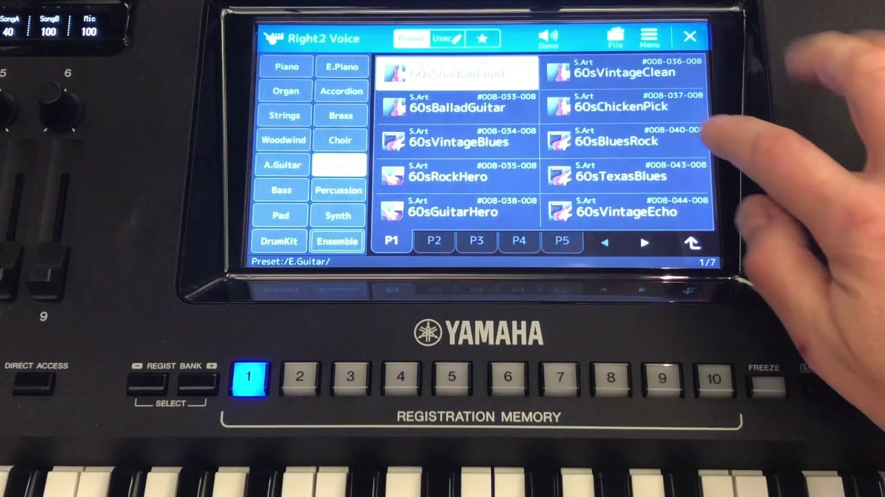 Image Result For Genos Yamaha Youtube