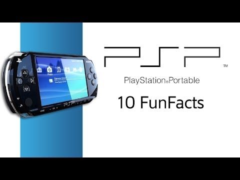 FunFacts #03 - PSP - Playstation Portable
