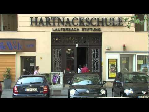 hartnackschule berlin berlin private sprachschule commercials promotional deutschland by. Black Bedroom Furniture Sets. Home Design Ideas