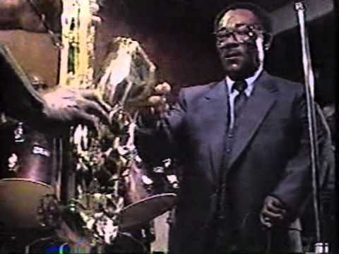 Texas Blues Legends Reunion--1987--Victory Grill- Austin, Texas