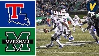 Louisiana Tech vs Marshall Highlights | Week 12 | College Football | 2019