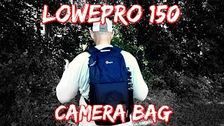 Lowepro Fastpack BP 150 DSLR Backpack Camera Review from Yugster.com